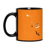 Foxy - black-mug - small view