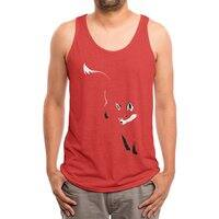 Foxy - mens-triblend-tank - small view