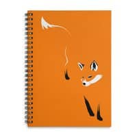 Foxy - spiral-notebook - small view