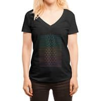 Hala Kahiki - womens-deep-v-neck - small view