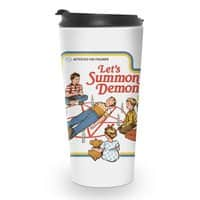 Let's Summon Demons - travel-mug - small view