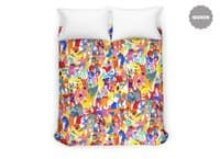I feel like dancing :) - duvet-cover - small view