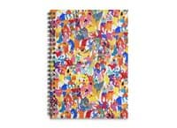 I feel like dancing :) - spiral-notebook - small view