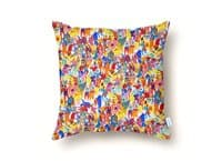 I feel like dancing :) - throw-pillow - small view