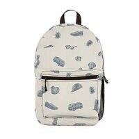 Sur la Plage - backpack - small view