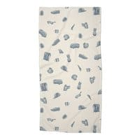 Sur la Plage - beach-towel - small view