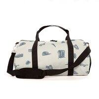 Sur la Plage - duffel-bag - small view