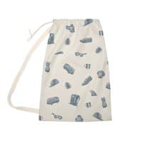 Sur la Plage - laundry-bag - small view