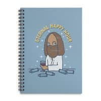 ETERNAL HAPPY HOUR - spiral-notebook - small view