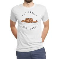 Can Knot - mens-triblend-tee - small view