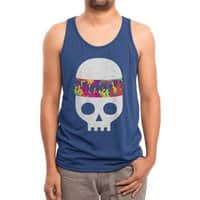 It's What's Inside That Counts - mens-triblend-tank - small view