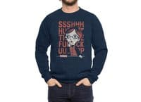 STFU - crew-sweatshirt - small view