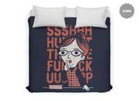 STFU - duvet-cover - small view