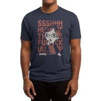 STFU - mens-triblend-tee - small view