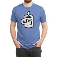 A Damn Fine Cup - mens-triblend-tee - small view