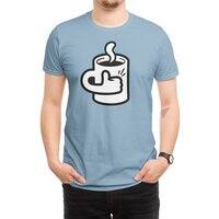 A Damn Fine Cup - mens-regular-tee - small view