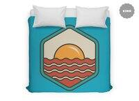 BREAKFAST IN SHORE - duvet-cover - small view