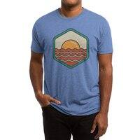 BREAKFAST IN SHORE - mens-triblend-tee - small view