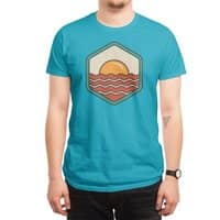 BREAKFAST IN SHORE - mens-regular-tee - small view