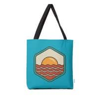 BREAKFAST IN SHORE - tote-bag - small view