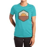 BREAKFAST IN SHORE - womens-extra-soft-tee - small view