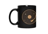 The Vinyl System - black-mug - small view