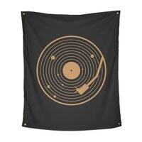 The Vinyl System - indoor-wall-tapestry-vertical - small view