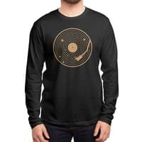 The Vinyl System - mens-long-sleeve-tee - small view