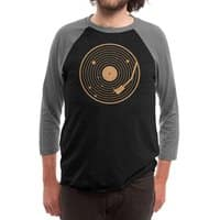 The Vinyl System - triblend-34-sleeve-raglan-tee - small view