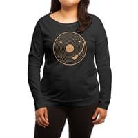 The Vinyl System - womens-long-sleeve-terry-scoop - small view