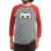 I'm Watching You - triblend-34-sleeve-raglan-tee - small view