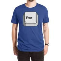 Escape - mens-extra-soft-tee - small view