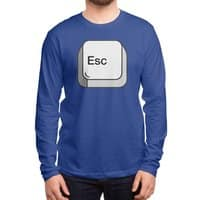 Escape - mens-long-sleeve-tee - small view