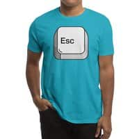 Escape - mens-regular-tee - small view
