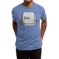 Escape - mens-triblend-tee - small view