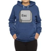 Escape - hoody - small view