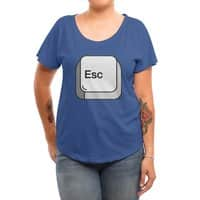 Escape - womens-dolman - small view