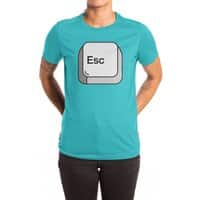 Escape - womens-extra-soft-tee - small view