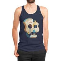 Cubism is Dead - mens-jersey-tank - small view