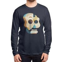 Cubism is Dead - mens-long-sleeve-tee - small view