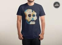 Cubism is Dead - mens-triblend-tee - small view
