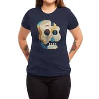 Cubism is Dead - womens-triblend-tee - small view