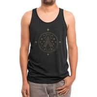 Stand With Standing Rock - mens-triblend-tank - small view