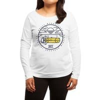 Boaty McBoatface Launch - womens-long-sleeve-terry-scoop - small view