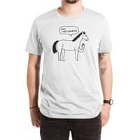 Hi Horse - mens-extra-soft-tee - small view