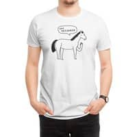 Hi Horse - mens-regular-tee - small view