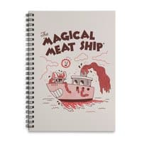 The Magical Meat Ship - small view