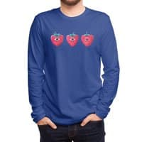Cry Berry - mens-long-sleeve-tee - small view