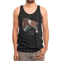 State Street Bridge - mens-triblend-tank - small view