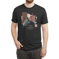 State Street Bridge - mens-triblend-tee - small view